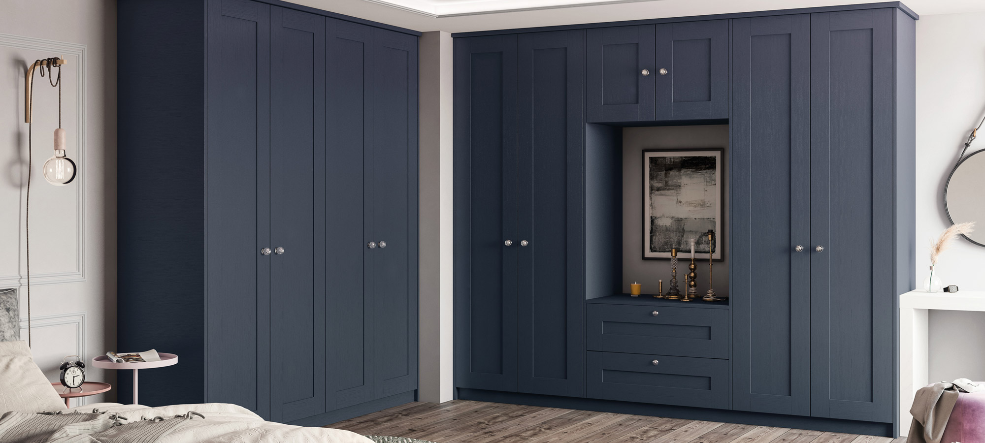 Alderley Kitchens by The Panelling Centre