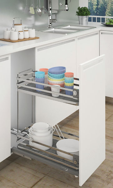 Storage Units At The Panelling Centre, Tall Kitchen Cabinets Ireland