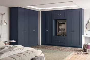 Fitted Wardrobe Supplier Ireland The Panelling Centre