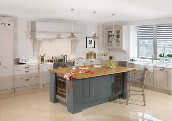 Kitchen Of The Month May The Panelling Centre