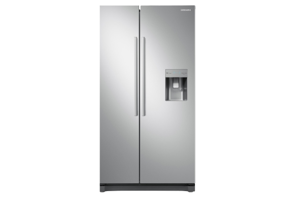American Fridge Freezer Side By Side Graphite