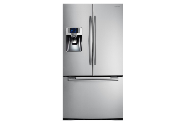 American Fridge Freezer Stainless Steel