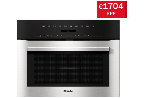 Compact Microwave Combi Oven