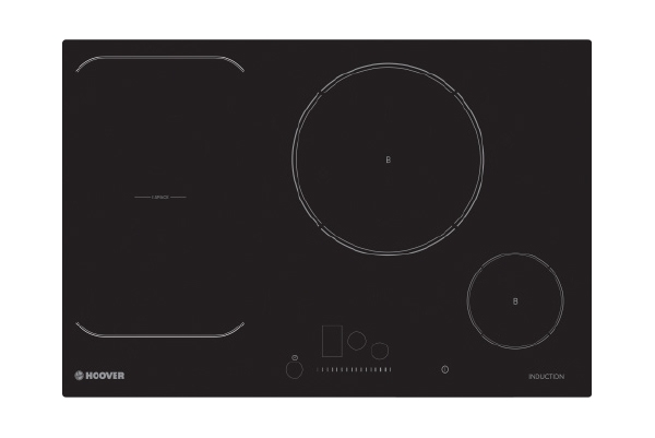 80cm Flexi zone Induction Hob HPI 82