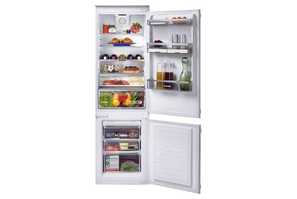 250L Integrated Fridge Freezer