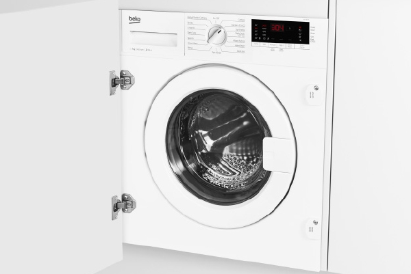 Integrated Washing Machine