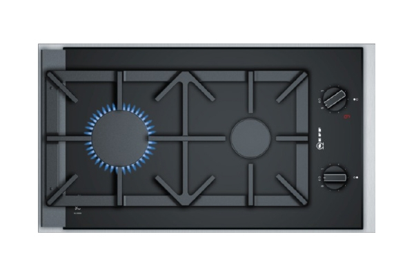 Domino Hob Black Glass N23TA29N0