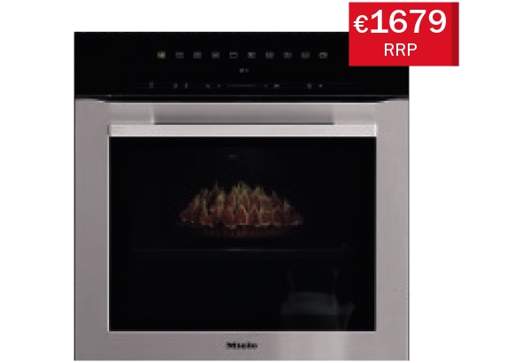 Built-In Large Capacity Single Oven with Pyrolytic cleaning