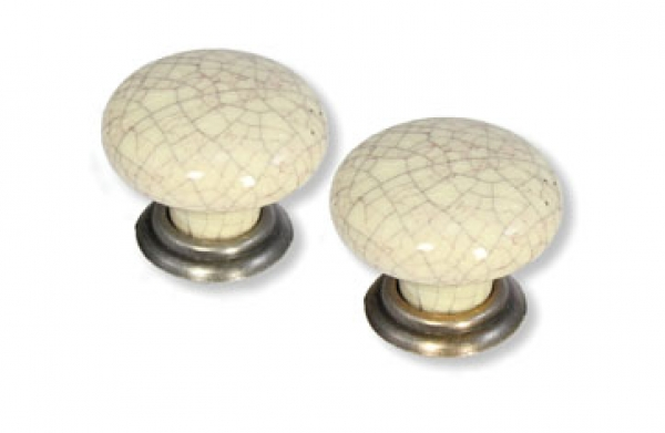 Crackle Knobs