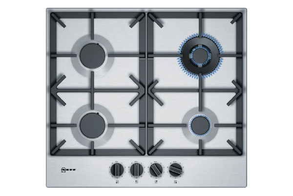 Gas Hob Stainless Steel T26DS59N0